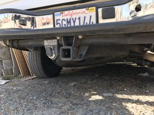 Chevy GMC Yukon truck rear bumper or tow hitch for Sale in Riverside, CA