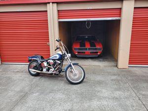 1999 Harley Davidson Softail Custom for Sale in Vallejo, CA