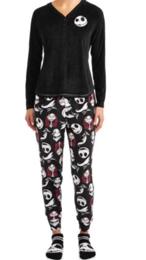 Disney's The Nightmare Before Christmas Pajama Set Size 2X for Sale in Los Angeles, CA
