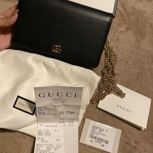 Gucci Purse Black for Sale in Ontario, CA