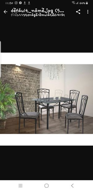 Dinette 5 Piece Dining Set for Sale in Cleveland, OH