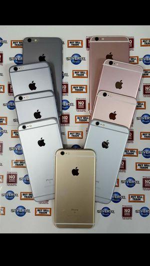 Apple iphone 6S plus 32gb unlocked for Sale in Everett, WA