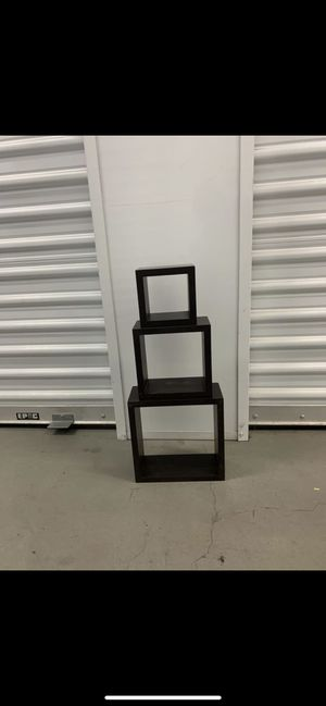 Decorative shelves / storage for Sale in Downey, CA