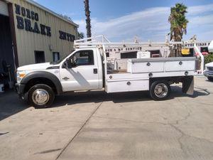 2012 f450 6.7 diesel contractor bed for Sale in Menifee, CA