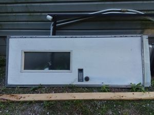 Aluminum Camper Door for Sale in Cleveland, OH
