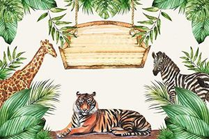 8x6ft Jungle Safari Photography Backdrop for Sale in Baltimore, MD
