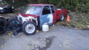 88 S10 airbag in 4 Link and 3 inch body dropped for Sale in Port Orchard, WA