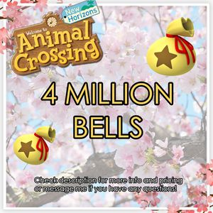 Animal Crossing New Horizons Bells for Sale in Bothell, WA