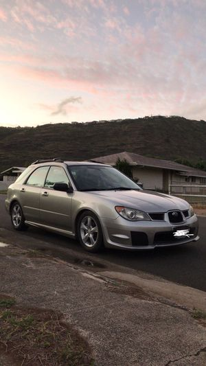 2006 Subaru Impreza for Sale in Honolulu, HI