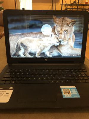 HP notebook. (Specs in photos) for Sale in Orlando, FL
