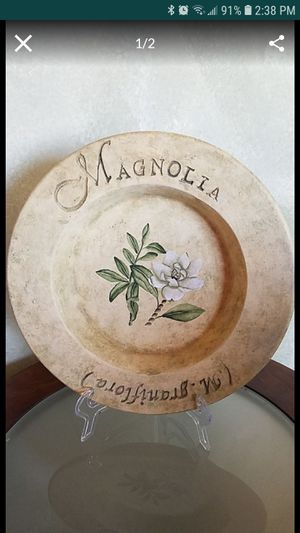 Decorative plate for Sale in Plaistow, NH
