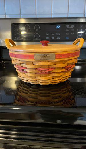 1999 Popcorn Longaberger Basket for Sale in Henderson, KY