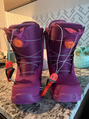 Burton Snowboard Boots for Sale in Seattle, WA