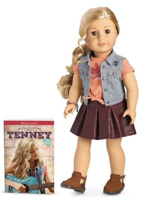 American Girl doll & book for Sale in League City, TX