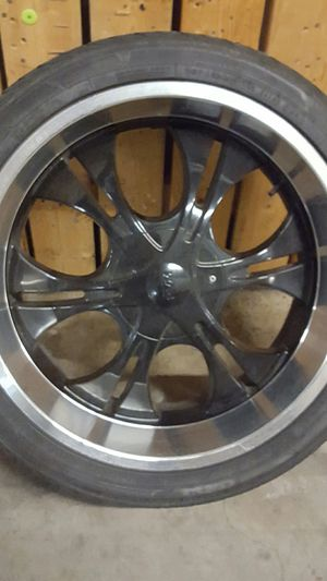 Rims and tires for Sale in Orlando, FL