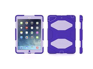 Survivor case for Ipad 3rd & 4th generation + iPad 2 NEW by Griffin purple for Sale in Hialeah, FL