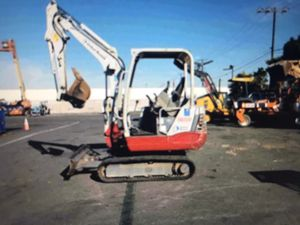 TB 228 mini exacavator for Sale in Oceanside, CA