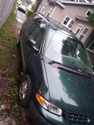1999 plymouth grand voyager for Sale in Saginaw, MI