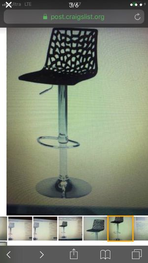 Bar stool high for Sale in Orland Park, IL