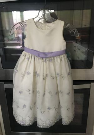 Girls Easter dress size 3 t for Sale in Gaithersburg, MD