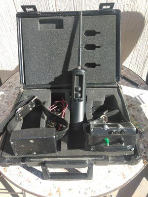 Tri Tronics electronic dog training electroShock Collar set for Sale in Phoenix, AZ