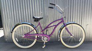 Beautiful dyno 26in purple metallic cruiser, like new for Sale in Glendora, CA