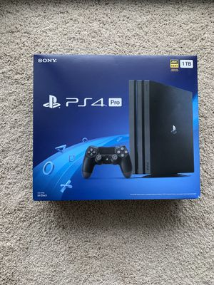 PS4 Pro for Sale in Bailey's Crossroads, VA