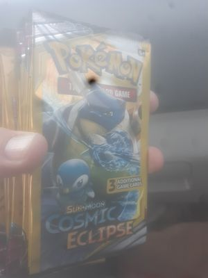 100 Pokemon card packs unopened for Sale in Pavo, GA