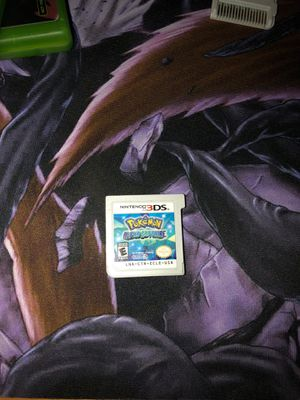 Pokemon alpha sapphire 3ds for Sale in Los Angeles, CA
