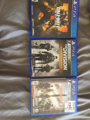 PS4 games for Sale in Orlando, FL