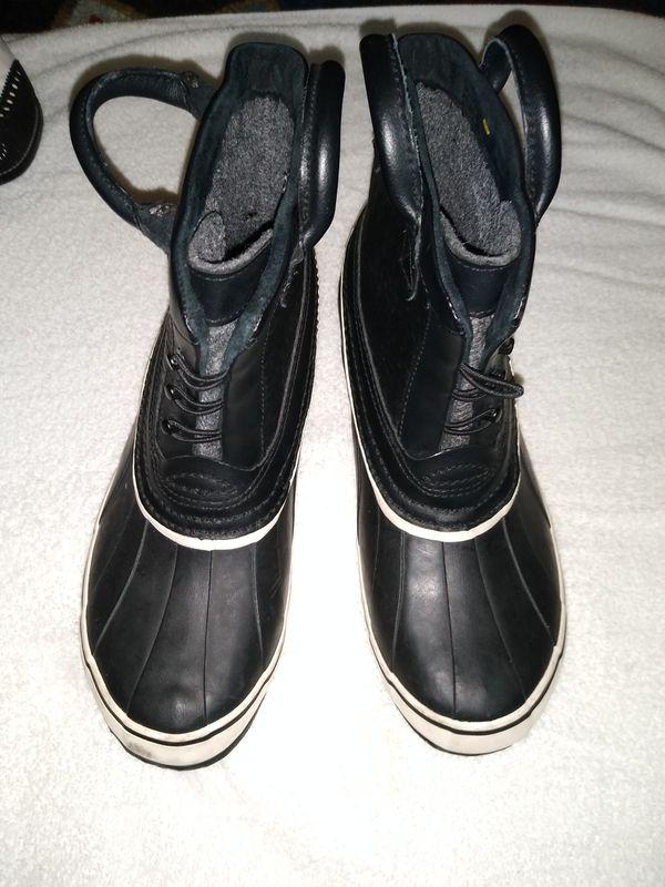 Women's Sorrel Rubber Waterproof Boot 8M