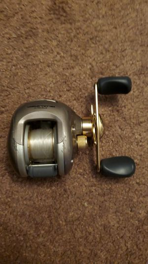 Bass pro shops pro qualifier baitcast reel for Sale in San Diego, CA