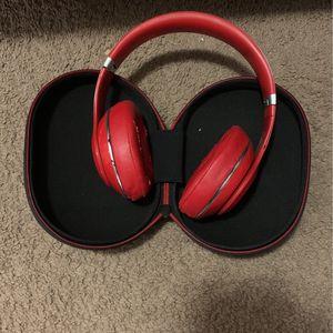 Beats Wired Studio Headphones for Sale in Porterville, CA