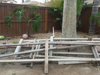 Free Fence For a Garden for Sale in Corona,  CA