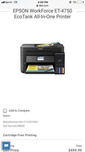Printer for Sale in Hyattsville, MD