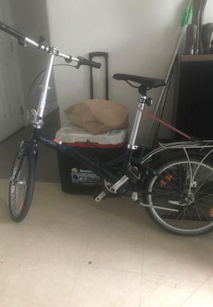 Cahon fold up bike for Sale in Washington, DC