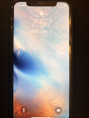 IPhone X 64GB for Sale in Mesa, AZ