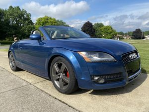 Audi TT Roadster Convertible 2008 for Sale in Independence, OH