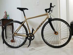 Felt Custom Fixie Built, Aluminum/ Carbon, Like New for Sale in Fort Lauderdale, FL
