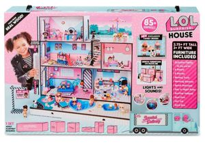 Newest version of lol surprise doll house for Sale in Spanaway, WA