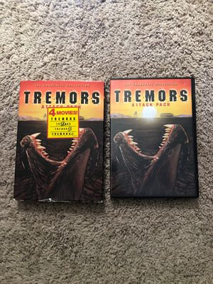 Tremors Attack Pack for Sale in Tampa, FL