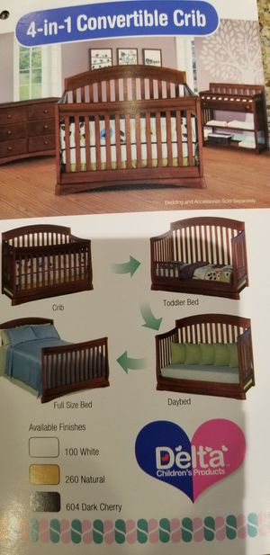 Convertible Children's Bedroom Set for Sale in Smithfield, RI