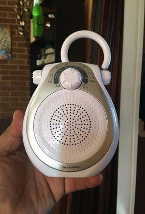 Camping or showering speaker radio! for Sale in Springfield, VA