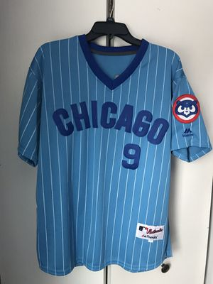 Chicago Cubs Javier Baez Throwback Jersey for Sale in Plainfield, IL