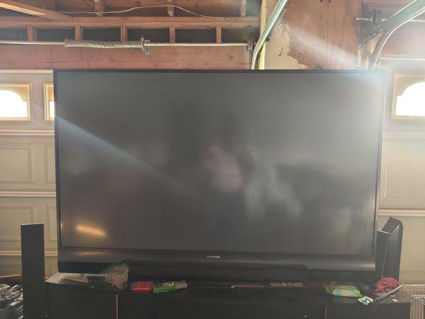 Mitsubishi TV 60 inch