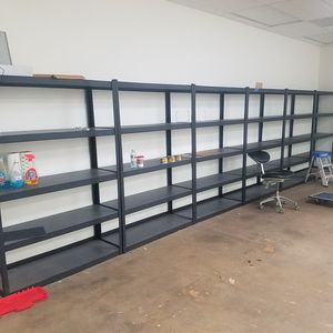 Metal Shelving, high quality for Sale in Newport Beach, CA