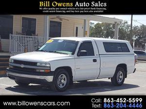 2000 Chevrolet Silverado 1500 for Sale in Avon Park, FL