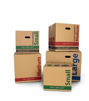 SMALL AND MEDIUM BOXES for Sale in Charlotte, NC