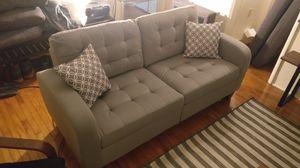Cute Modern Grey Sofa for Sale in San Diego, CA