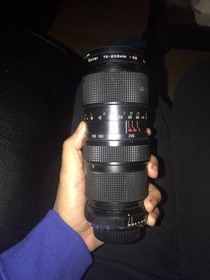 Camera Lens (Nikon) for Sale in Everett, MA